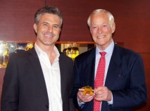 Me and my favorite guru, Brian Tracy.