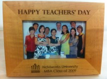 The team gave me the best Teachers' Day gift ever.