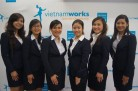 VietnamWorks Girls are ready to solve your problems.