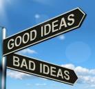 Focus On The Winning Idea -- Kill All The Others