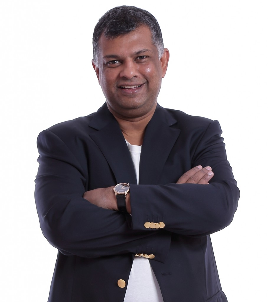 """Tony Fernandes — """"Dream The Impossible"""""""