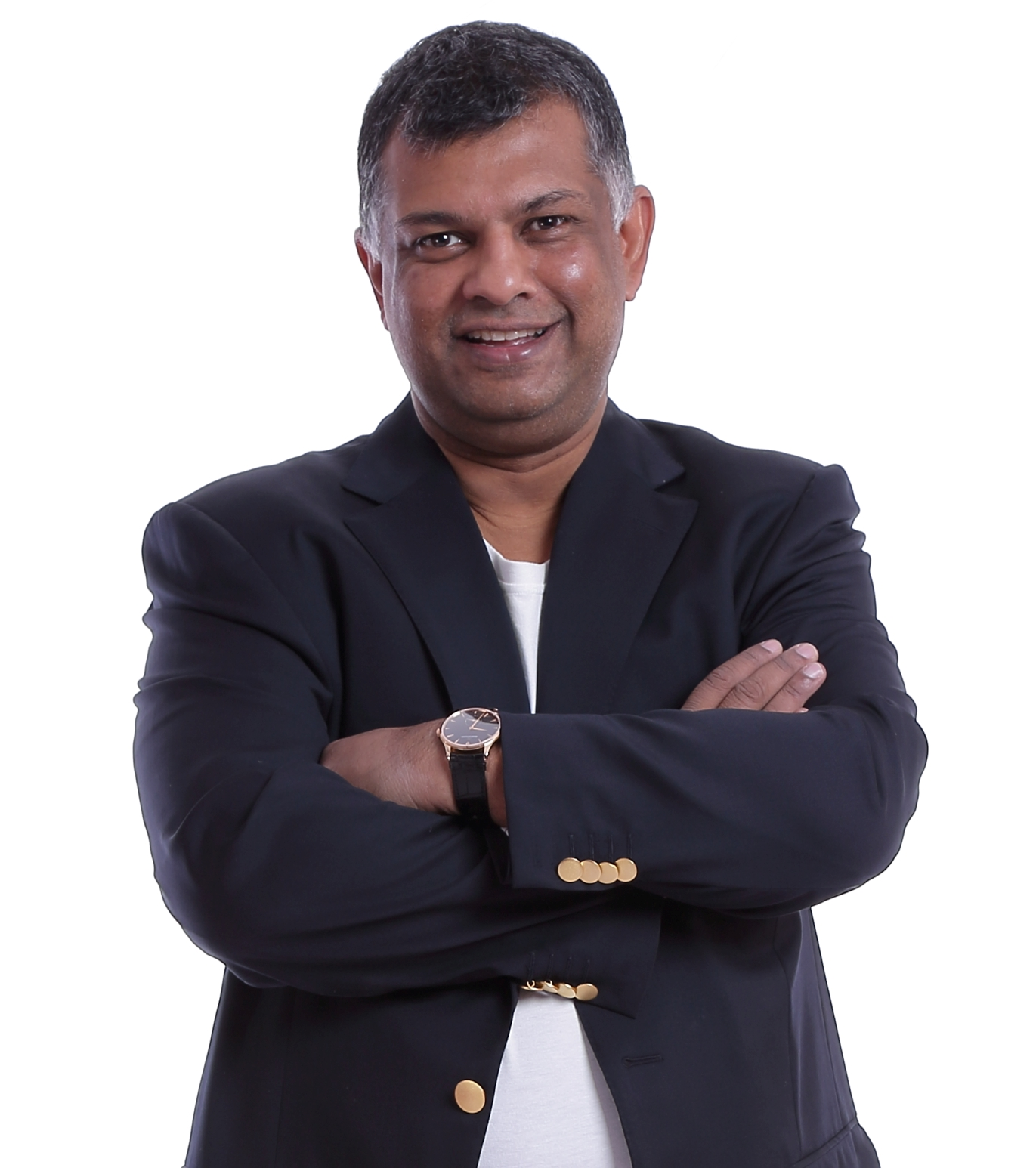 TONY FERNANDES -- Dream The Impossible