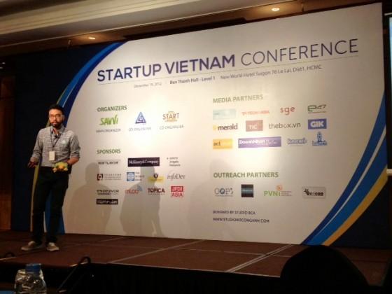 Ray Wu of accelerator JFDI.Asia